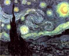 The Starry Night - 1889