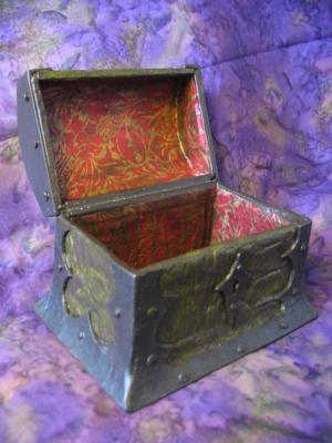 """Treasure Box Inside"" by Richard Will"