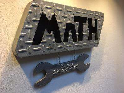 """Math - Building Skills of Steel"" by Richard Will"