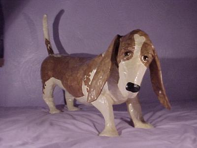 """Basset Hound"" by Jackie Hall"