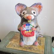 Mouse Likes Jiff by Christina Colwell