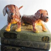 Wiener Dogs by Christina Colwell