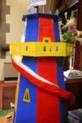 Helter skelter closeup by Jo Sykes