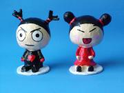 pucca and garoo by Relly Niram