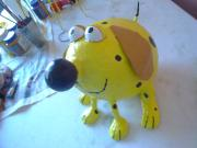 Dog Yellow by Deivid Alessandro Marques
