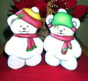 x'mas bears (2000) by Arnold Barredo