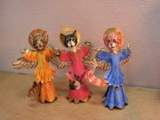 Kitty-Angels by Scylla Earls