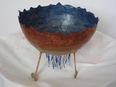 """Ritual Bowl 2nd view"" by Scylla Earls"