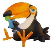 Toucan by Joao Coias