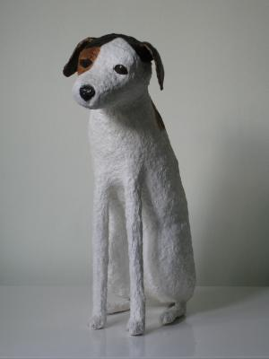 """Jack Russell"" by Nicky Clacy"