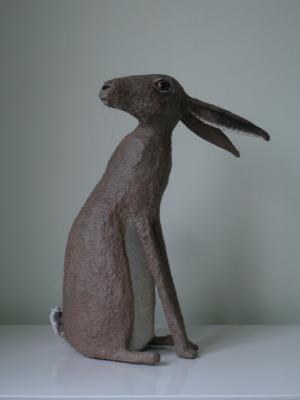 """Hare"" by Nicky Clacy"