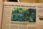 Art in the Park Canadá by Ana Isabel Martí­n del Campo