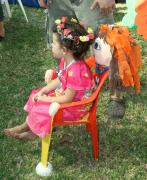 birthday chair for Noam by Shulamith Cohanim