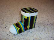 Boot Money Box by Payal Pandey