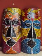 Masks by Payal Pandey
