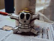 Pirate fridge Magnet by Student by Payal Pandey