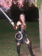 Xena Complete Costume by Joey Lopez