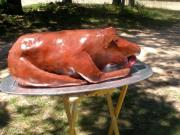 Roast Pig by Joey Lopez