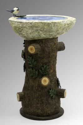 """Birdbath Table, 2005"" by Susan Ryan"
