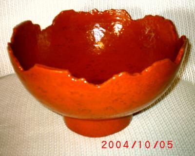 """Clay Bowl"" by Elna Badenhorst"