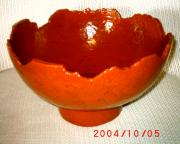 Clay Bowl by Elna Badenhorst