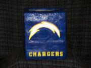 Go Chargers by Nancy Hagerman