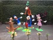 Mickey & Friends by Eden V. Fuster