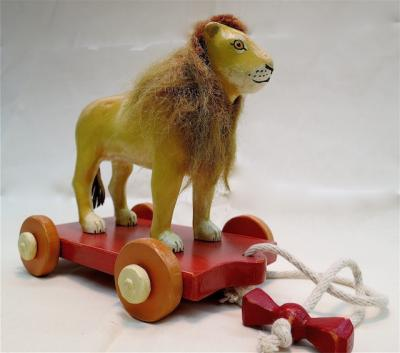 """Lion Toy"" by Jim Seffens"