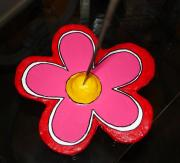 flower incense holder by Fernanda Motta