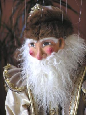 """Nikolaus detail"" by Ina Griet"
