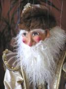 Nikolaus detail by Ina Griet