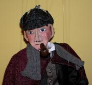 Sherlock Holmes by Ina Griet