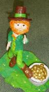 ... and St. Patrick's day... by Astrid Siegl